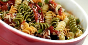 Pasta salads: the healthy choice for summer meals.
